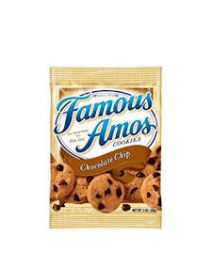 Famous Amos Chocolate Chip Cookies - $1.25