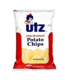 Utz Regular Potato Chips - $1.25