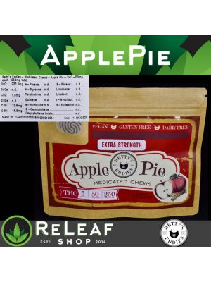 Extra Strength Apple Pie Chews by Betty's Eddies - $50