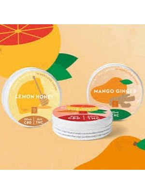 ReLeaf Lemon Honey 20:4 Chews by Curio - $45