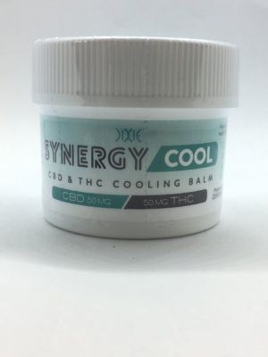 RR Cooling Synergy Balm - 100mg - Dixie - $30