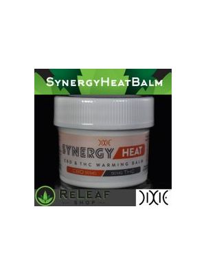 Synergy Heat Warming Relief Balm - $30