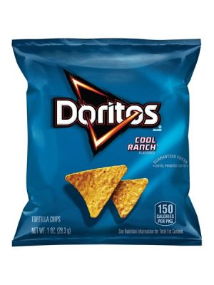 Doritos Cool Ranch - $1.25