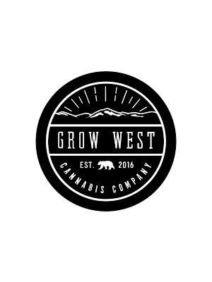 GROW WEST Joint 2pk: Grape Stomper x The White 1G - $16