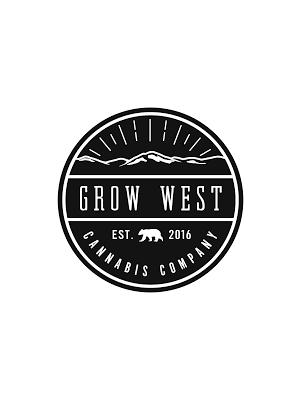 Grow West   Pre Roll   Canna So Hard - $14