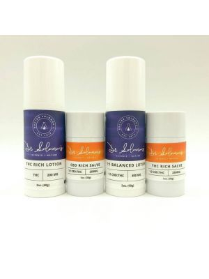 Remedy Dr. Solomon's | 1:1 Balanced Lotion | 400mg - $65