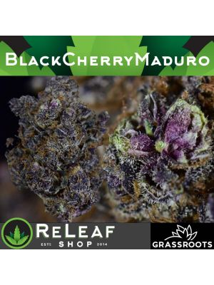 Black Cherry Maduro by Grassroots - $50 1/8