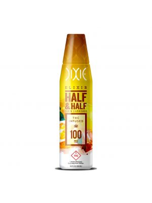 ReLeaf Half & Half Elixir 100mg by Dixie - $20