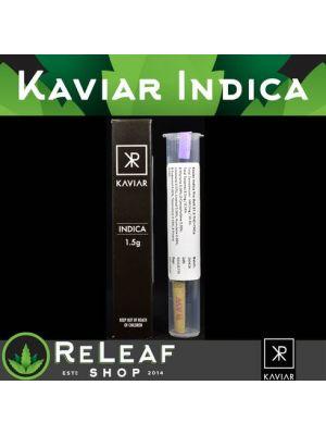 ReLeaf Indica Kaviar Premium Preroll by Curio - 1.5g - $30