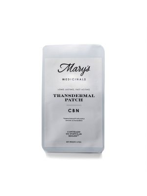 Remedy Mary's Medicinals | CBN Transdermal Patch - $22