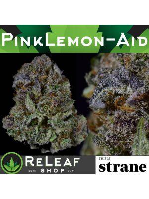 ReLeaf Pink Lemon-Aid by Strane - $13 1g