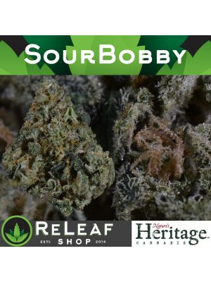 ReLeaf Sour Bobby by Nature's Heritage - $13 1g
