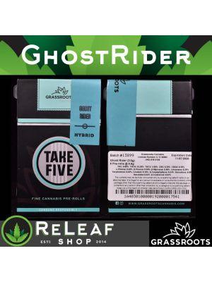 Ghost Rider Take 5 - $40