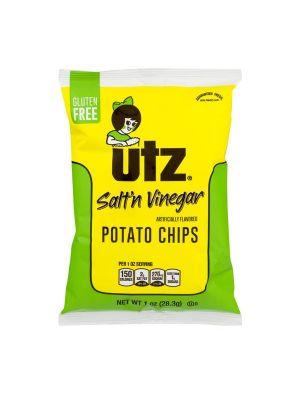 Utz Salt 'N' Vinegar Potato Chips - $1.25