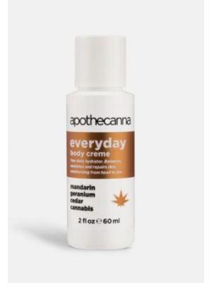 APOTHECANNA Topical: Everyday Body Creme - $16