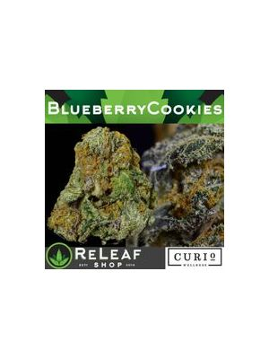 Blueberry Cookies by Curio - $60 1/8