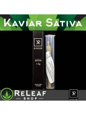 Kaviar 1.5g Joint Sativa by Curio - $30
