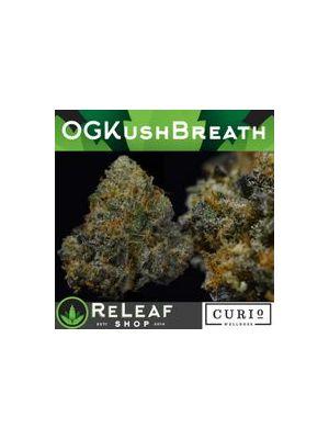 OG Kush Breath by Curio - $65 1/8