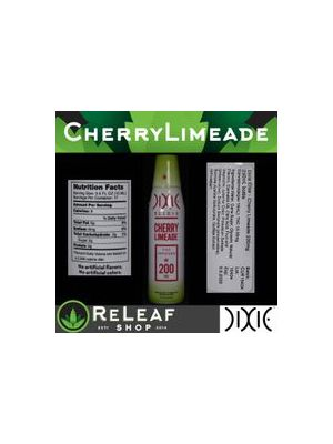 Cherry Limeade 200mg by Dixie - $40