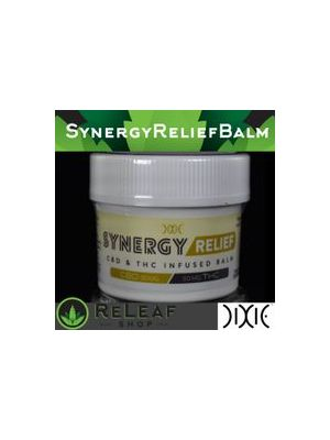 ReLeaf Synergy 1:1 Balm by Dixie Brands - $40
