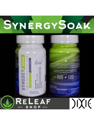 ReLeaf Synergy Soak by Dixie Brands - $40