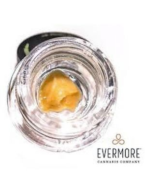 RR Blue Cookies Live Resin Cake Badder by Evermore - 0.5g - $40