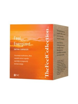 FEEL Tabs: Energize (Sativa) - $32
