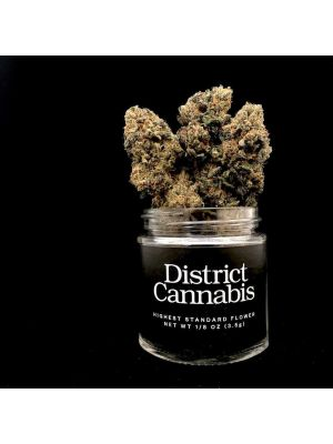 ReLeaf Gelato Cake by District Cannabis 1/8 - $55