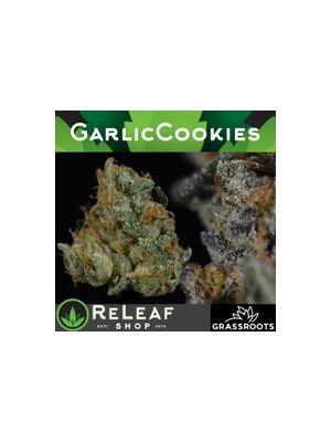 Garlic Cookies by Grassroots - $60 1/8