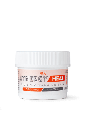 ReLeaf Warming Balm 1:1 Topical by Dixie - 50mg - $30