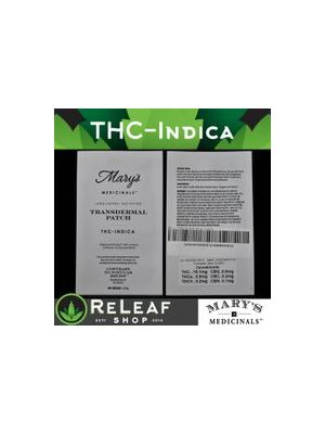 Indica Patch - $18