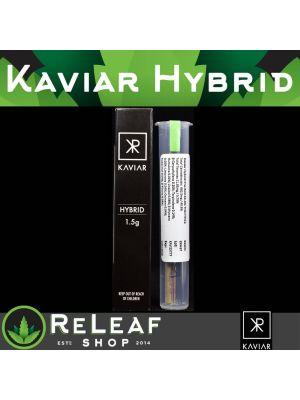 ReLeaf Kaviar 1.5g Hybrid Joint by Curio Wellness - $30