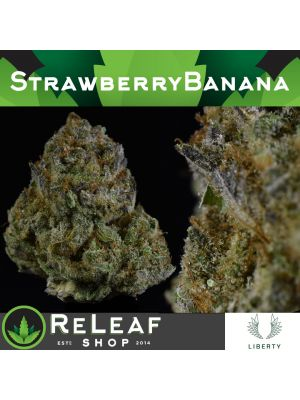 ReLeaf Strawberry Banana by Liberty - $13 1g
