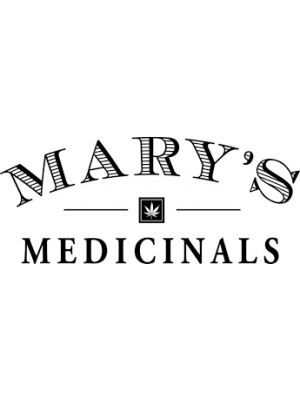 RR Mary's Medicinals - THC Indica Patch - $18