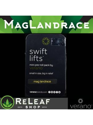 ReLeaf Mag Landrace Swift Lifts 5 Pack - $40