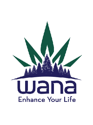 RR 10mg Blueberry Indica Sour Chews - WANA - $33